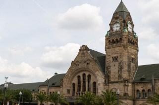 Metz Ville Station