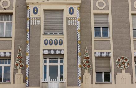 Leopoldstrasse 77 Munich horizontal view
