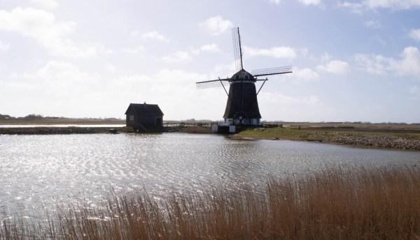 windmill on Texel