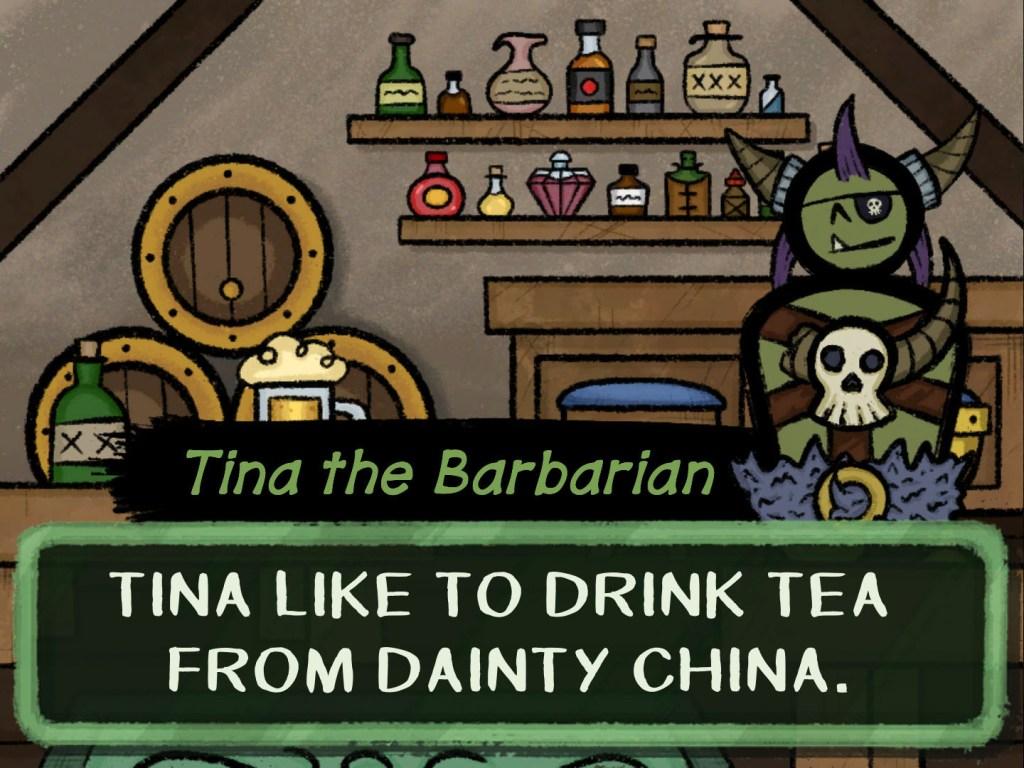 HtW - Tina
