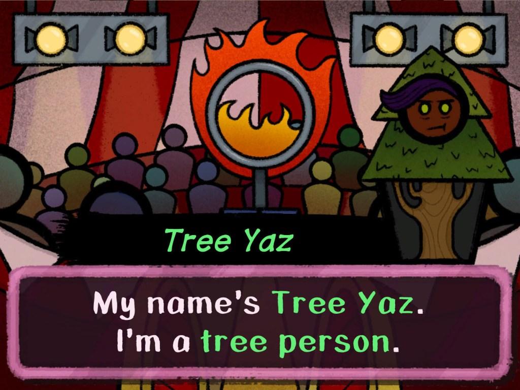 HtW - Tree Yaz