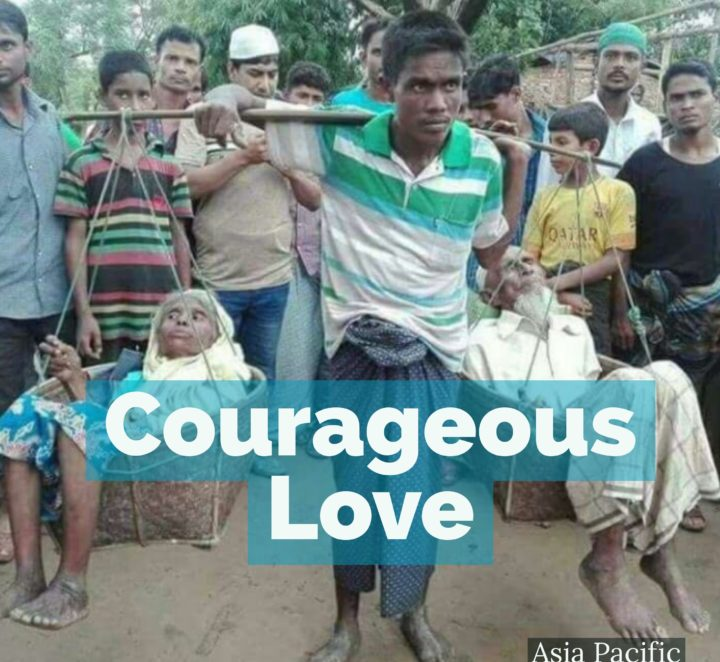A Call to Courageous Love