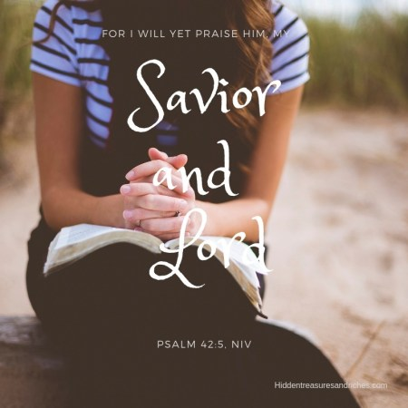 Encountering God by Name: Savior and Lord