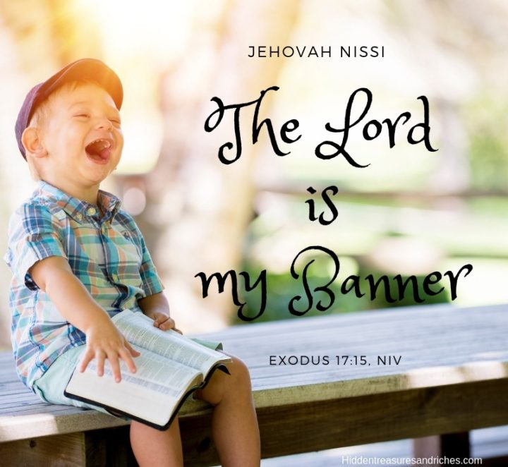 Encountering God by Name: The Lord is My Banner