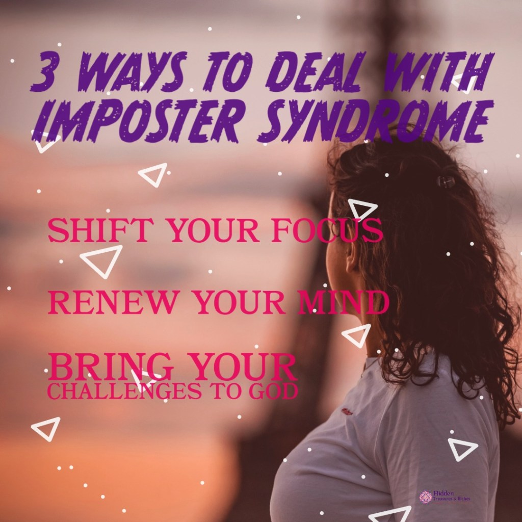 Imposter syndrome and new normal