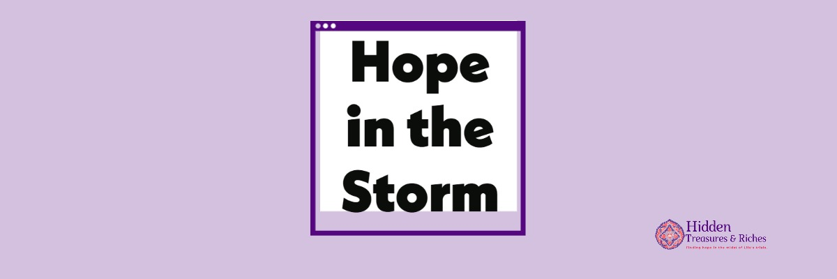 Hope in the Storm of Racial Injustice