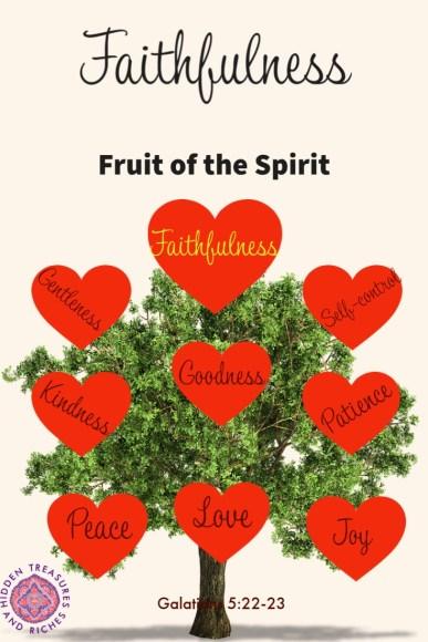 Fruit of the Spirit: Growing in Faithfulness