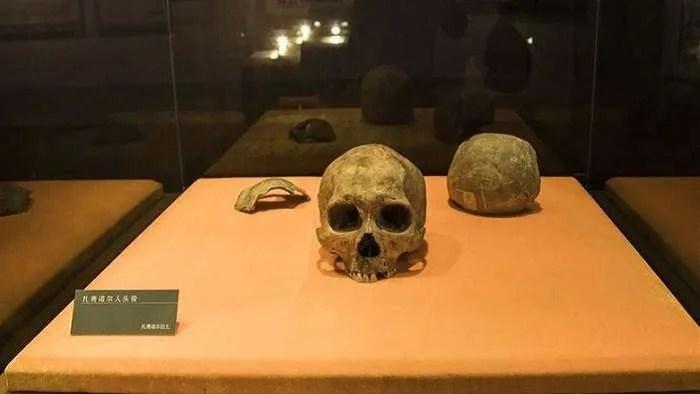 В Китай, хора от съвременния тип са живели преди 10 хиляди години