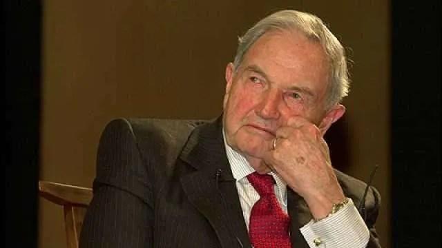 """""""Трябва ни мащабна криза и хората ще приемат новия световен ред"""" – Д.Рокфелер"""