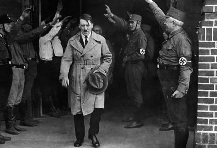 Съставиха КАРТА на света на Хитлер: Как щеше да изглежда планетата, ако нацистите бяха спечелили войната