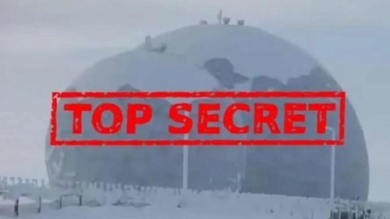 Рускoто министерство на отбраната пусна видео от секретна арктическа база