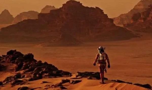 Защо досега полетите до Марс са невъзможни за човечеството?