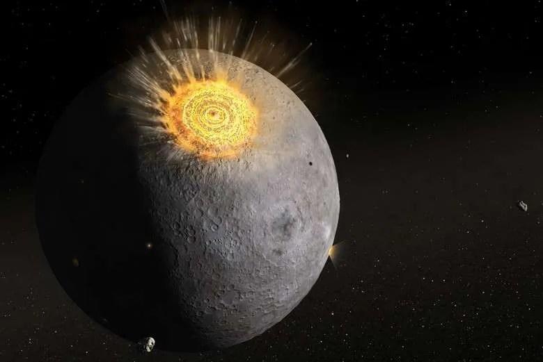 Учени ще изследват лунните проблясъци,които са мистерия от 50-те години до сега
