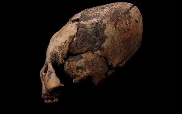 В Китай е открит най-старият в света изкуствено издължен череп