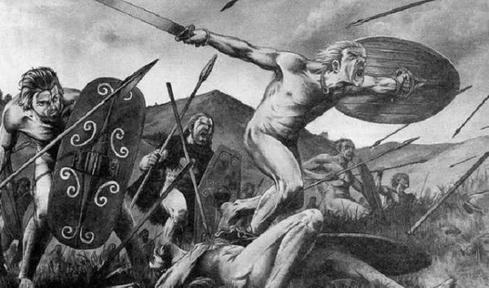 Как берсерките изпадали в яростен транс преди битки