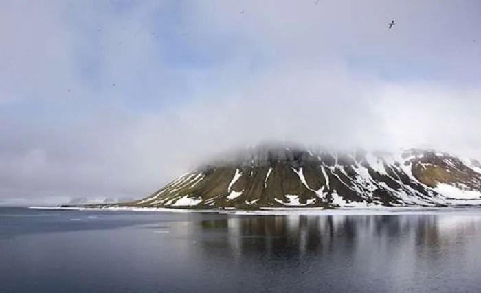 Поради глобалното затопляне, в Русия са регистрирани нови острови