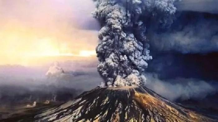 Историята на Големите стъпки, умрели през 1980 г. при вулканично изригване