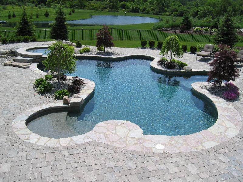 Inground Pool Cost « Hidden Water Pools Cost