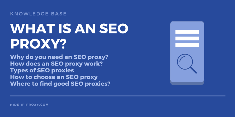 Private Proxy- Best Residential Proxy Network for SEO Link Building