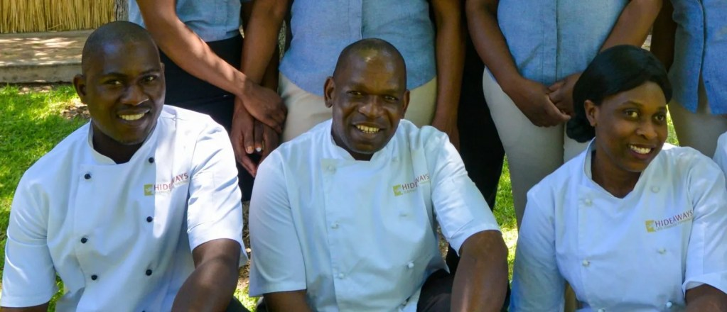 Magnificent Meals by Moffat – Elephant's Eye, Hwange's Head Chef