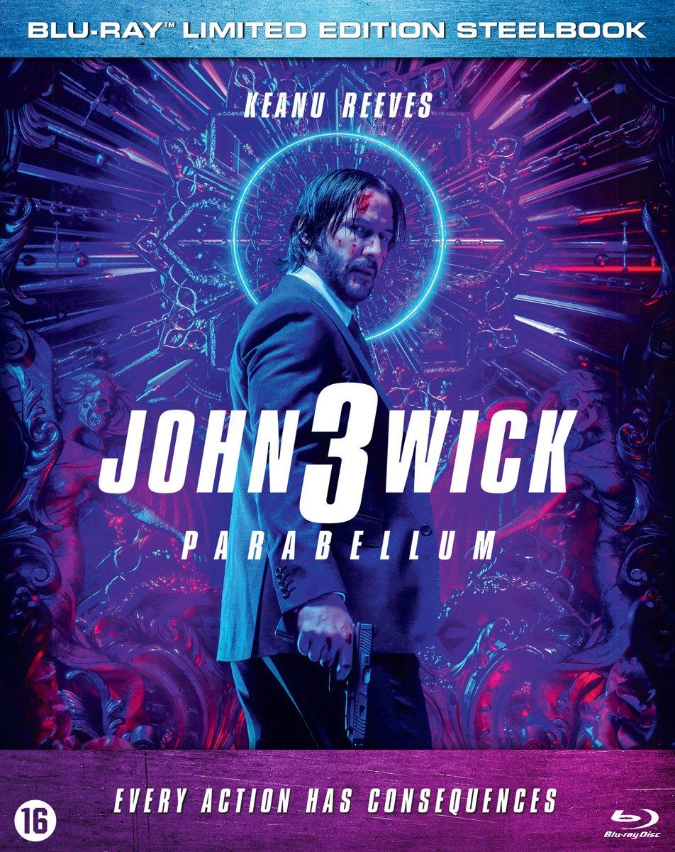 John Wick Parabellum Streaming Reddit : parabellum, streaming, reddit, Wick:, Chapter, Parabellum, Blu-ray, SteelBooks), [Netherlands], Hi-Def, Ninja, Culture, Movie, Collectible, Community