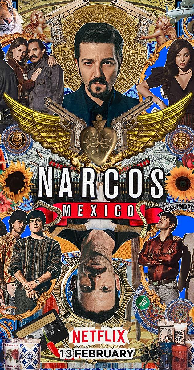 Narcos Mexico Saison 2 Streaming : narcos, mexico, saison, streaming, Streaming, Narcos:, Mexico, (Season, [Netflix], Hi-Def, Ninja, Culture, Movie, Collectible, Community