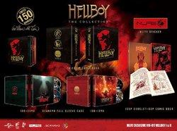 Hellboy The Collection Bluray Box Set MLIFE Exclusive 016017 China  Page 2  HiDef