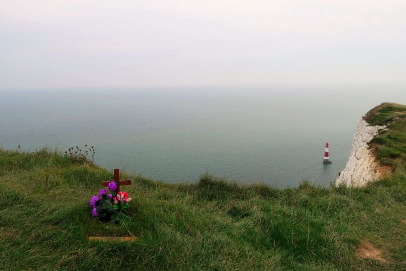 Eastbourne Beachy Head suicide