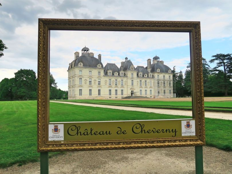 Picture perfect Château de Cheverny!