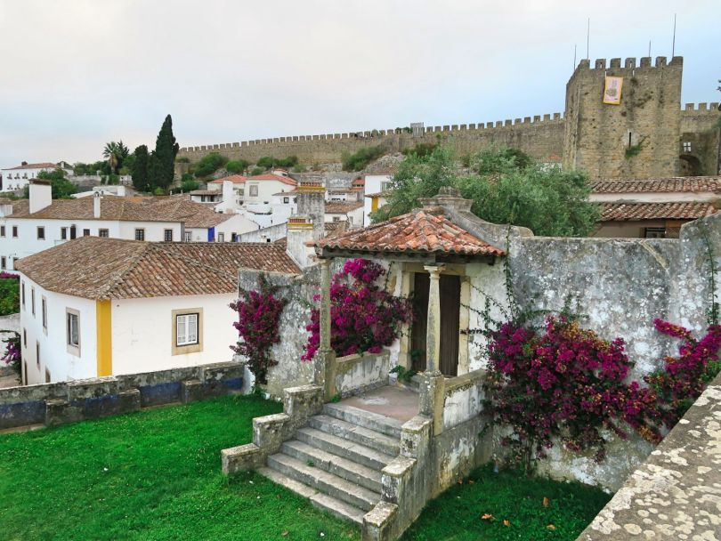 Óbidos by day