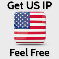 USA IP address