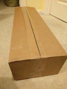 Sekai Project Box Arrival