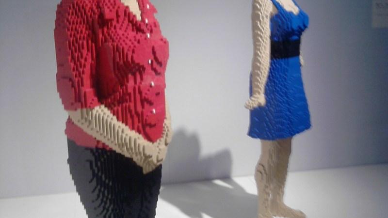 上海正大広場のレゴ展「積木狂想季 The art of the brick-」  Hidemi Shimura