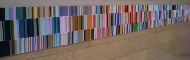 """Shanghai Colors"" work in progress 1  Hidemi Shimura"