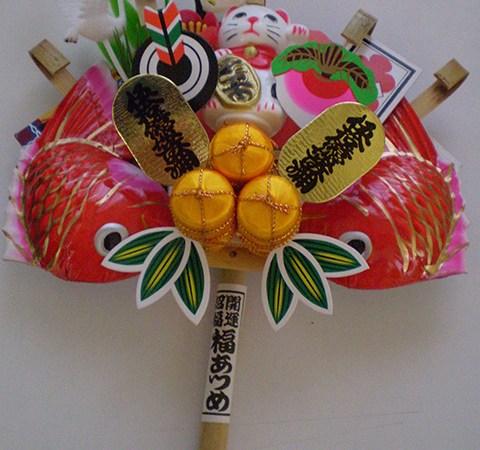 祈商売繁盛-酉の市で熊手を買う  Hidemi Shimura
