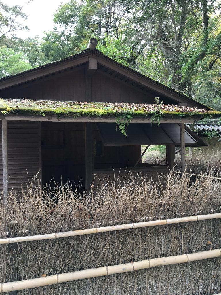 最古のモバイルハウス?「方丈庵」のレプリカ  Hidemi Shimura