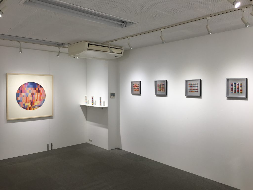 Solo exhibition -blooming Vol.2- @ JINEN GALLERY Tokyo  Hidemi Shimura