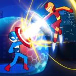 Stickman Fighter Infinity – Super Action Heroes 1.1.5 APKModDownload for android