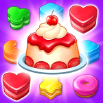 Cake Blast – Match 3 Puzzle Game APK Mod Download for android
