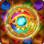 Legend of Magical Jewels Empire puzzle APK Mod Download for android