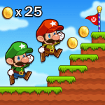 Super Billys World Jump Run Adventure Game APK Mod Download for android