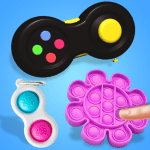 Fidget Cubes 3D Toys – Antistress anti anxiety APK Mod Download for android