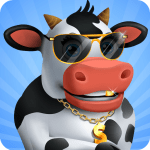 Idle Cow Clicker Games Idle Tycoon Games Offline APK Mod Download for android