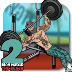 Iron Muscle 2 – Bodybuilding and Fitness game APK Mod Download for android