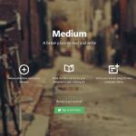 上質なブログサービス、Mediumの使い方