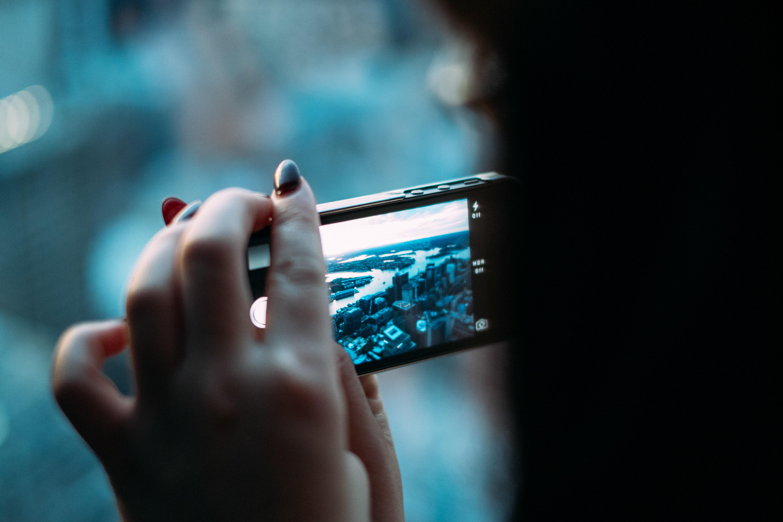 iphoneカメラで撮影