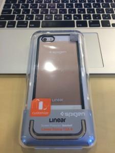 Spigen iPhone 5sバンパーケース