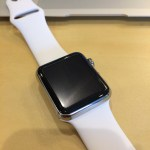 Apple Watch液晶保護フィルムを購入、日光下の利用が改善