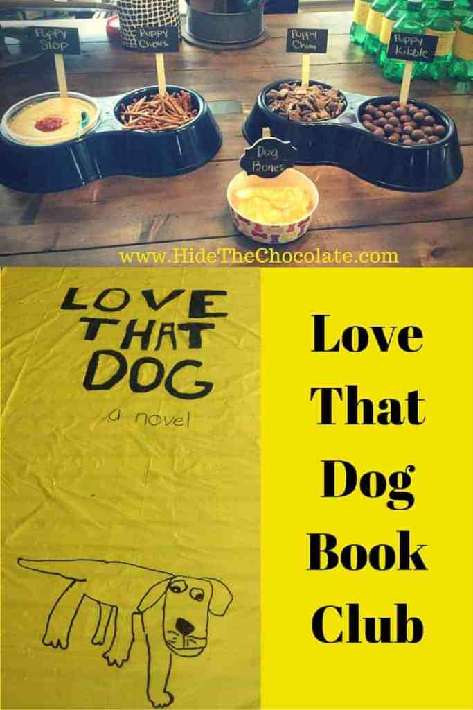 Love That Dog Book Club