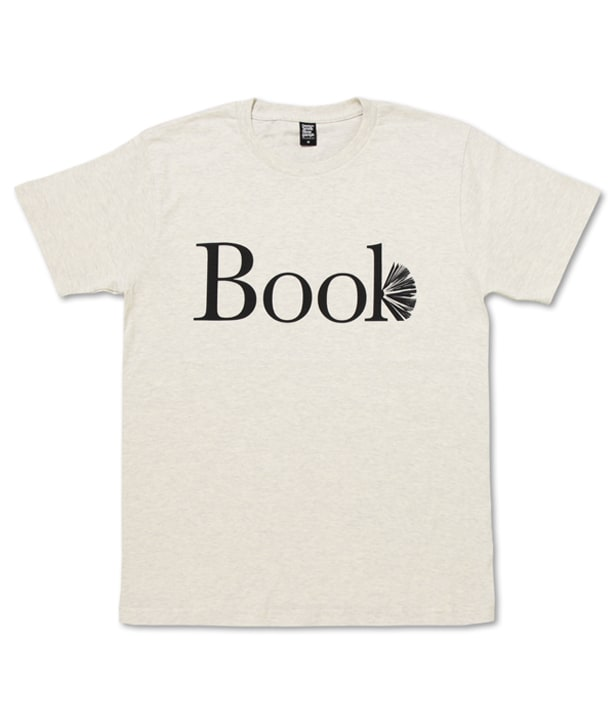 Camiseta Book